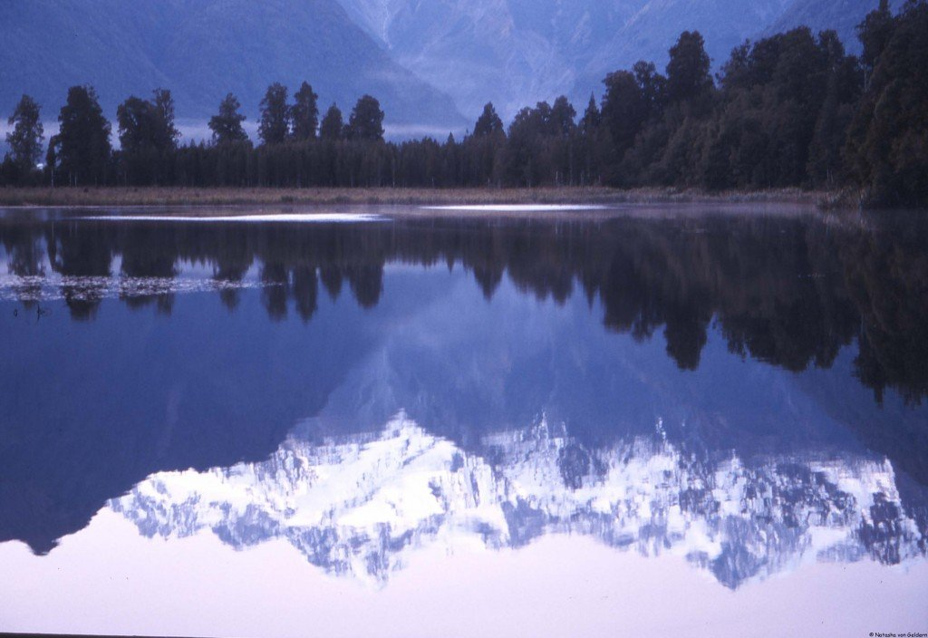 Lake Matheson, New Zealand