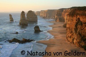 12 Apostles sunset, Great Ocean Road