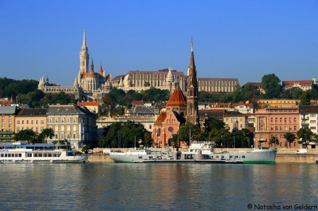 Romantic Budapest, Hungary