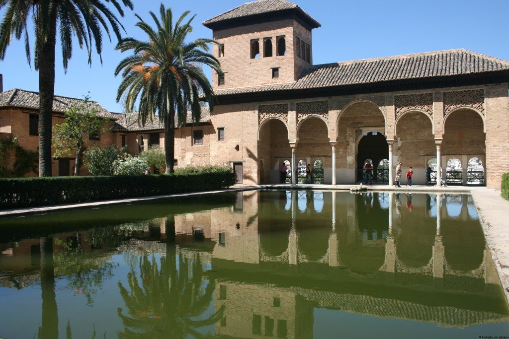 Spain: Wandering through the Alhambra