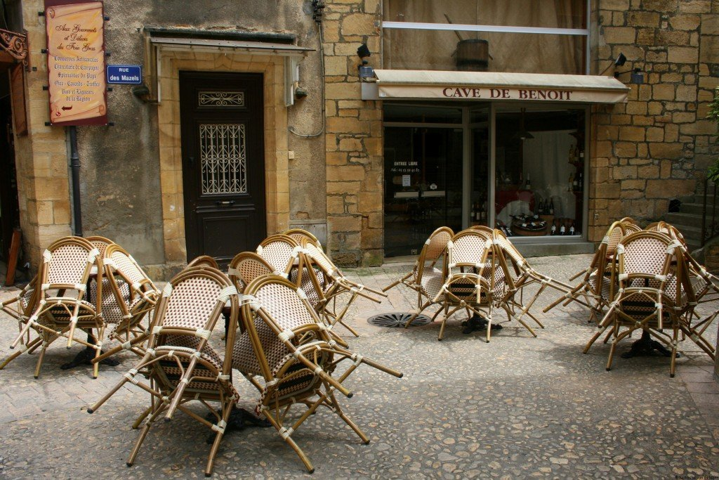 Sarlat, beautiful villages of France