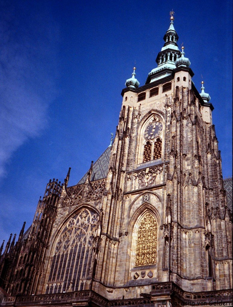 Cathedral Prague, Czech Republic