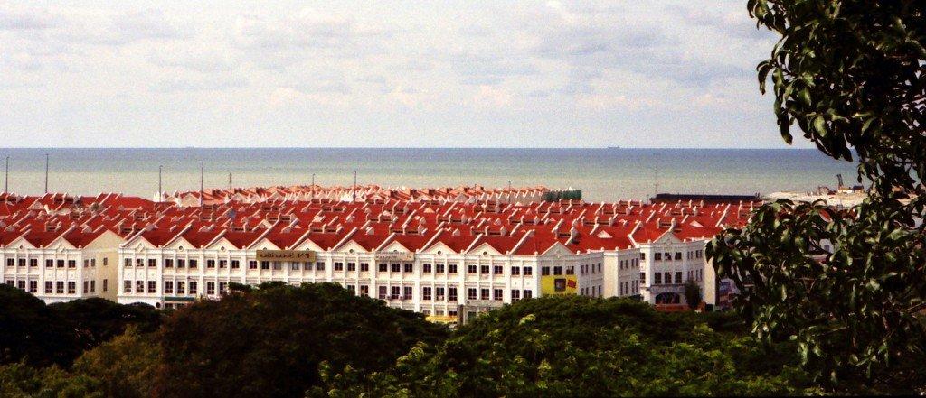Warehouses, Melaka, Malaysia