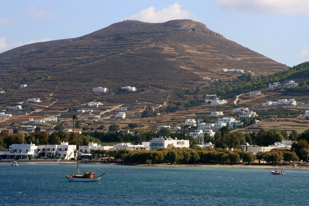 Paros Island Greece  City pictures : Paros is part of the Cyclades island group and only eight kilometres ...