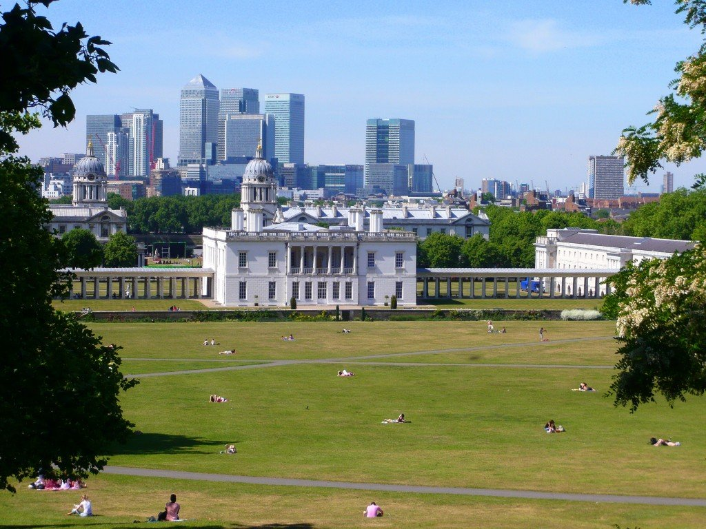 The Queens House, Greenwich Park, London