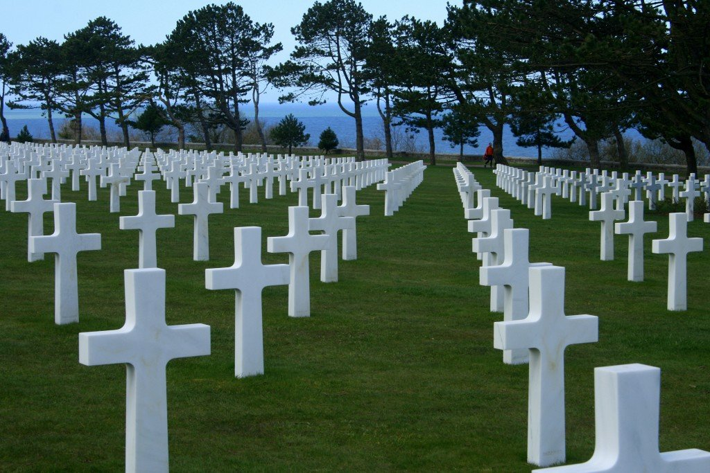 Touring Normandy Ww