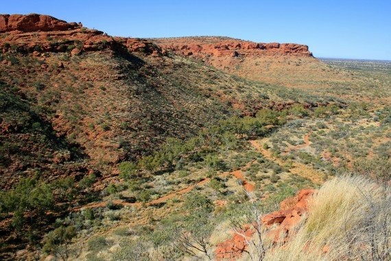 King's Canyon Rim Walk, Australia's Red Centre