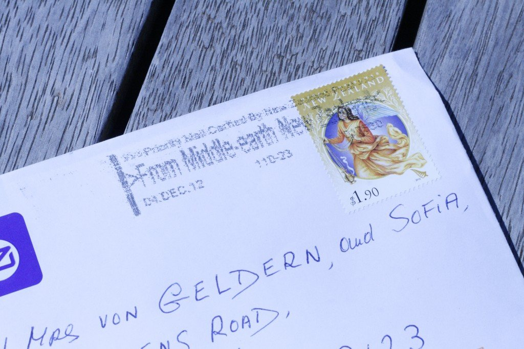 Postmark Middle Earth New Zealand