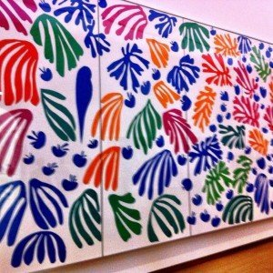Theres a big Matisse exhibition at the Stedelijk Museum andhellip