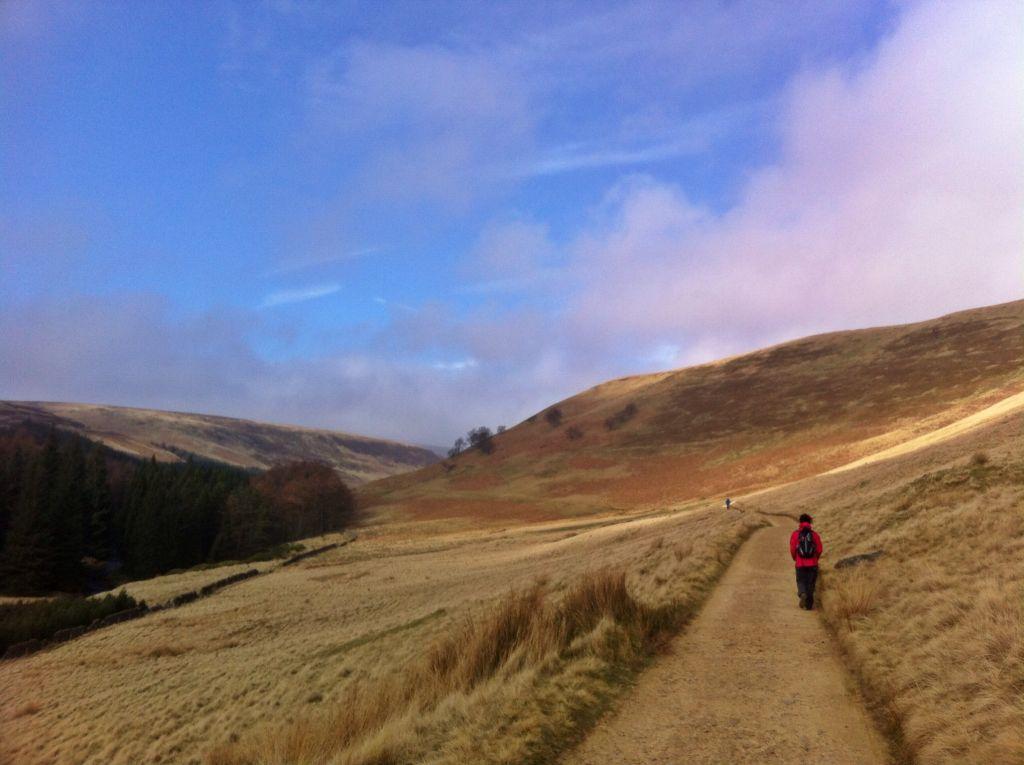 Walking Around The Upper Derwent Valley Reservoir