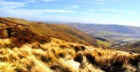 Peak District landscape hiking