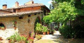 Chianti Casa Mezzuola Agritourismo Italy Photo by Natasha von Geldern
