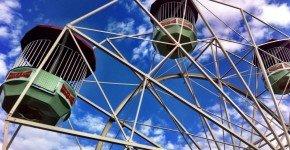 Adventure Island ferris wheel, Southend-on-sea