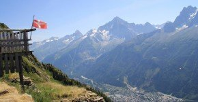 Tour du Mt Blanc Day 1: Les Houches to La Flegere