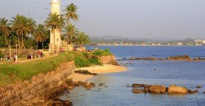 Sri Lanka: Wandering through Galle with Shanjei
