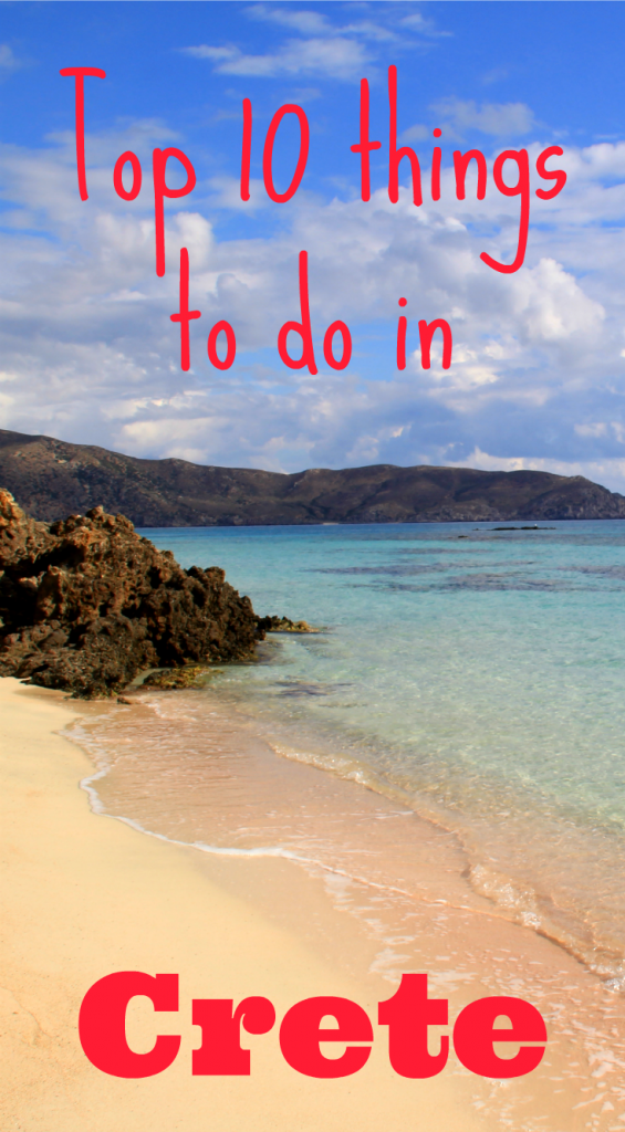 Top 10 things to do in Crete