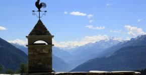 Hiking the Tour du Mt Blanc: Courmayeur to Rifugio Elisabetta