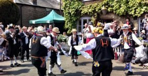 England: A guide to Morris Dancing