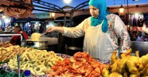 Morocco: Wandering with Marrakech Food Tours