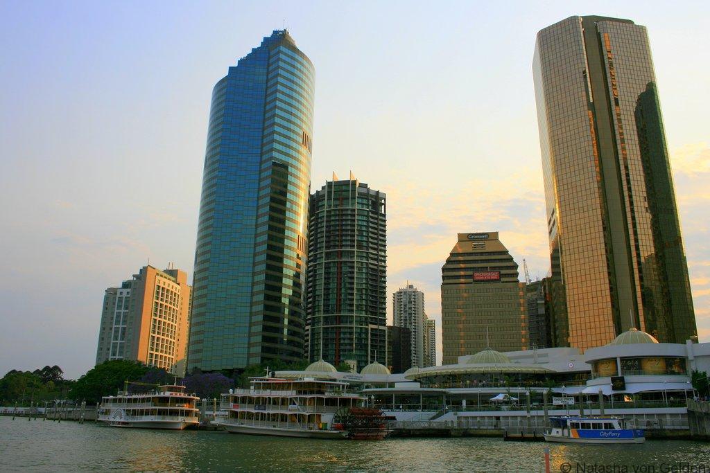 Brisbane city centre Australia