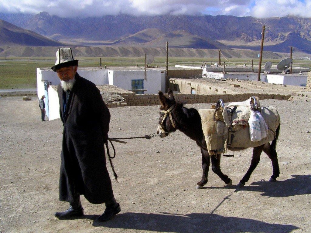 Life in Murghab, Tajikistan Pamir Highway