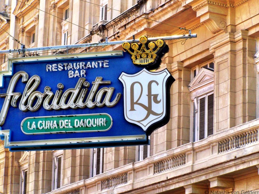Floridita, Havana Cuba