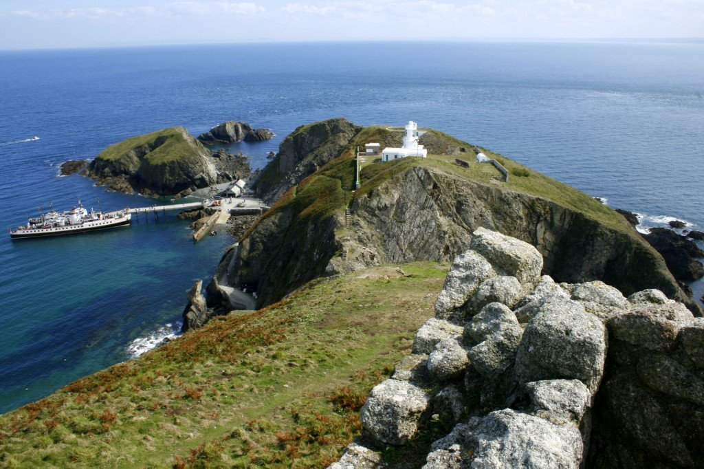 Weather On Lundy Island