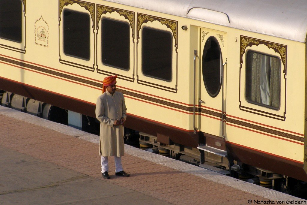 Palace on Wheels, India