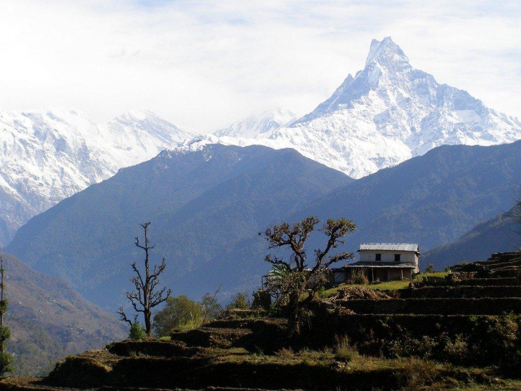 Nepal trek: Annapurna Base Camp
