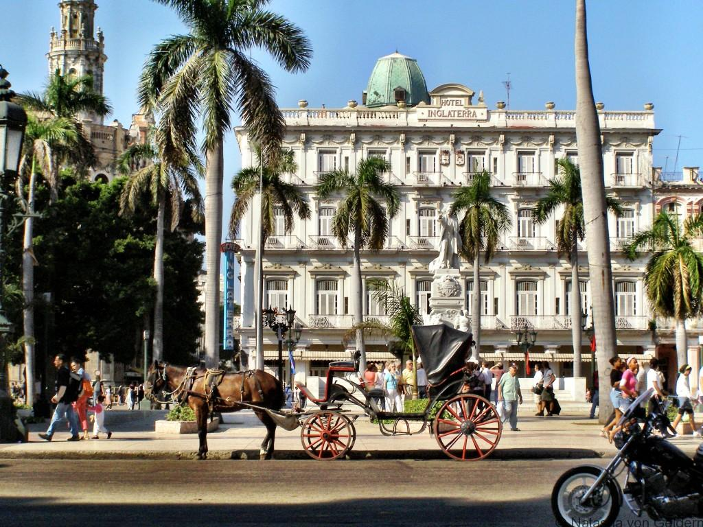 La Ingleterra, Havana Cuba