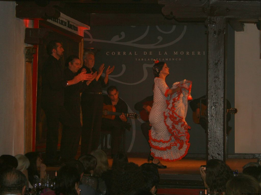 Spain flamenco Madrid