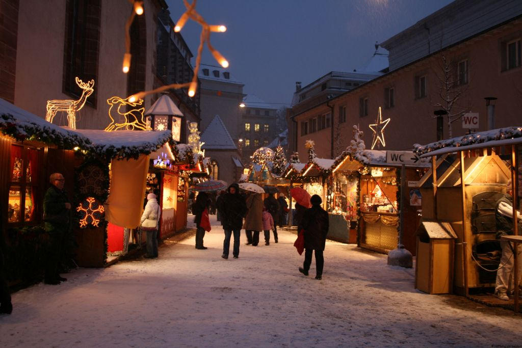 Basle Christmas Markets Switzerland