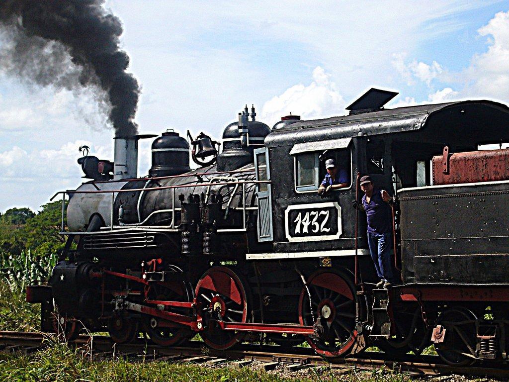 Valley de los Ingenios Train trip from Trinidad Cuba