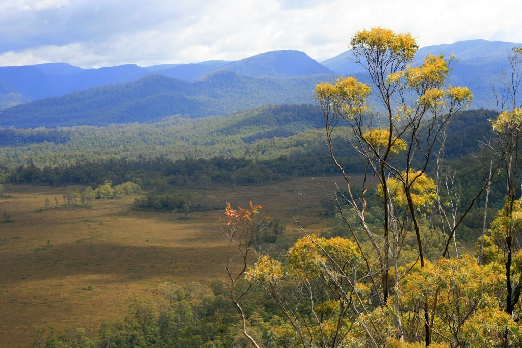 Donaghy's Lookout, Tasmania