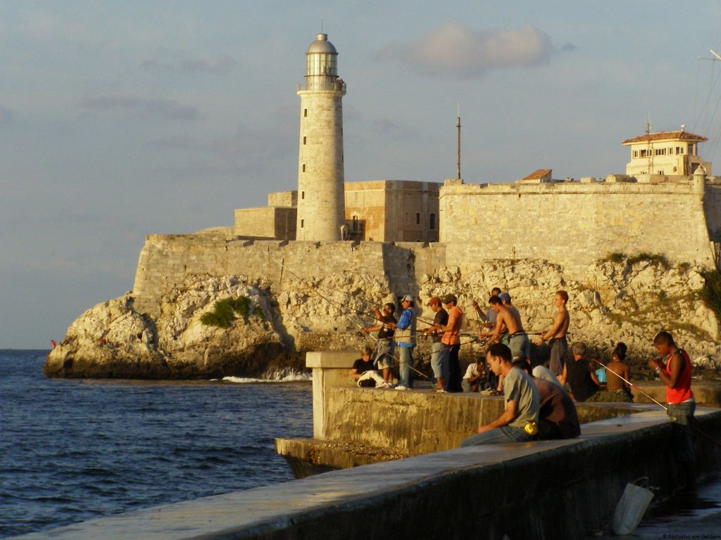 El Morro, Havana, Romantic Cuba