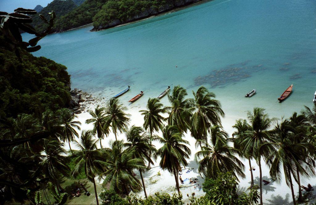 Ang Thong marine park, Thailand