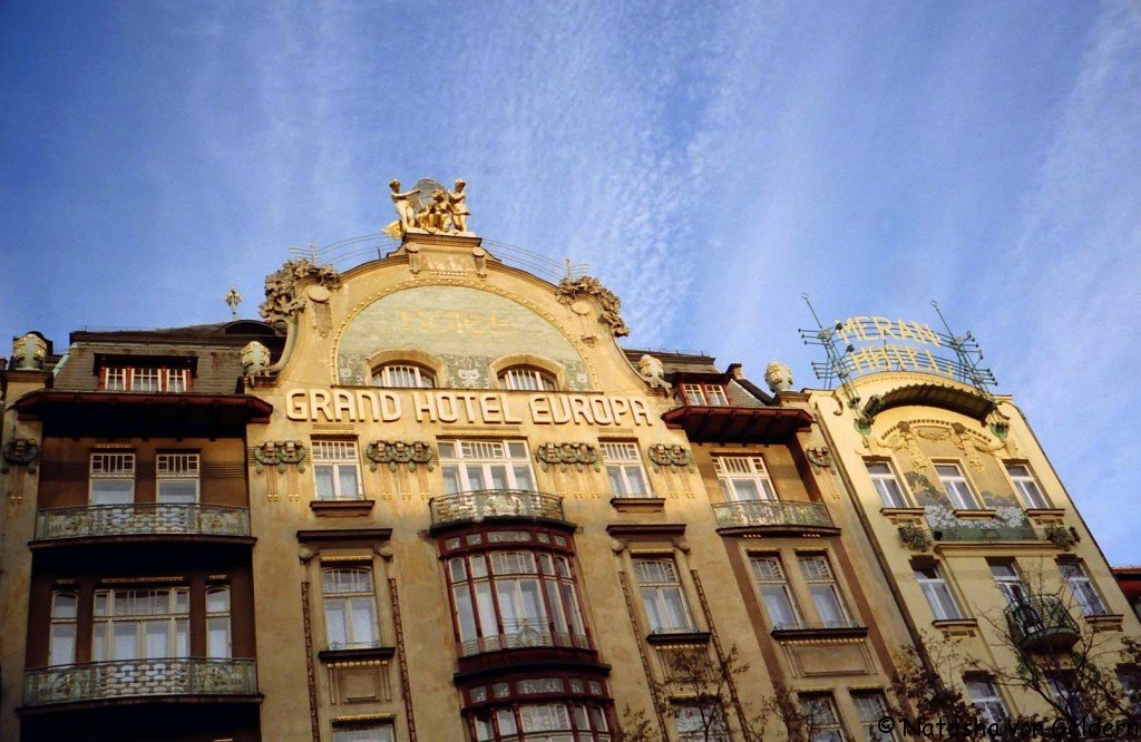 Grand Hotel Europa, Prague, Czech Republic