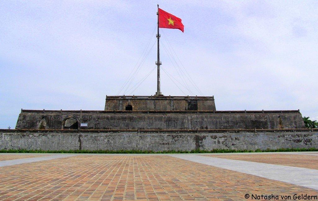Hue fort, Vietnam