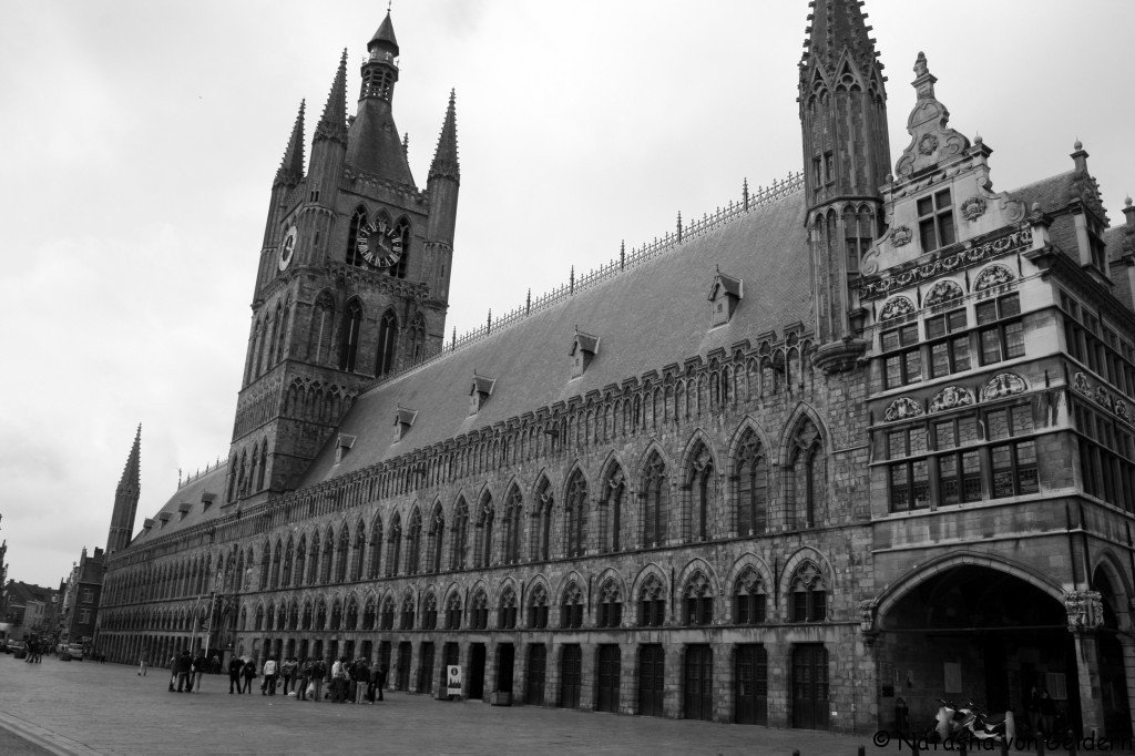 Ypres Cloth Hall, Belgium
