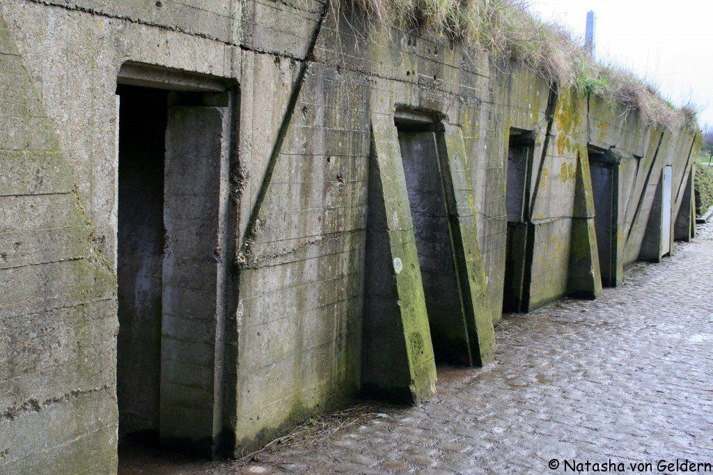 Essex Farm: Battlefields of the Western Front, Belgium