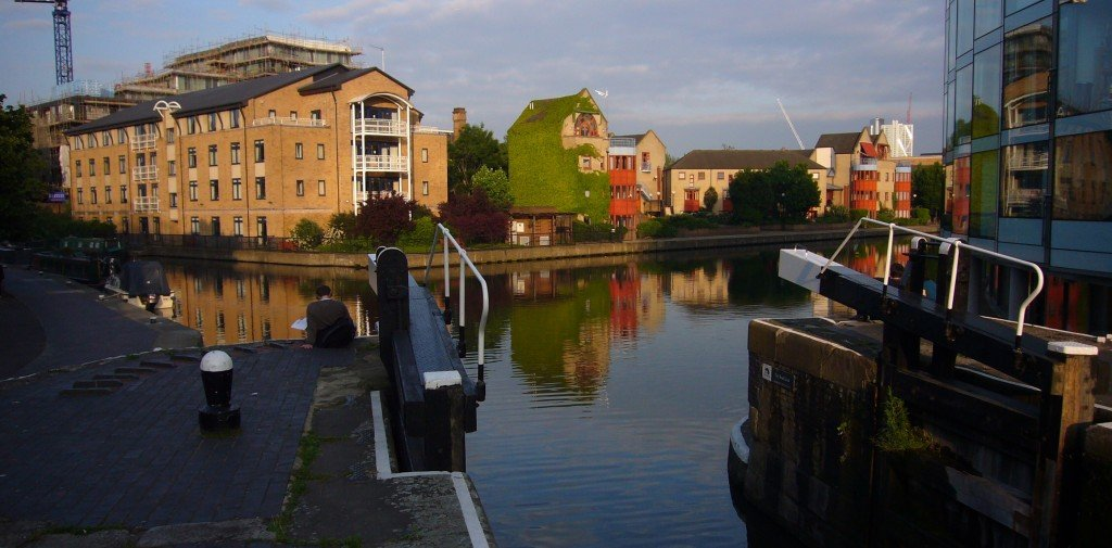 East London canals
