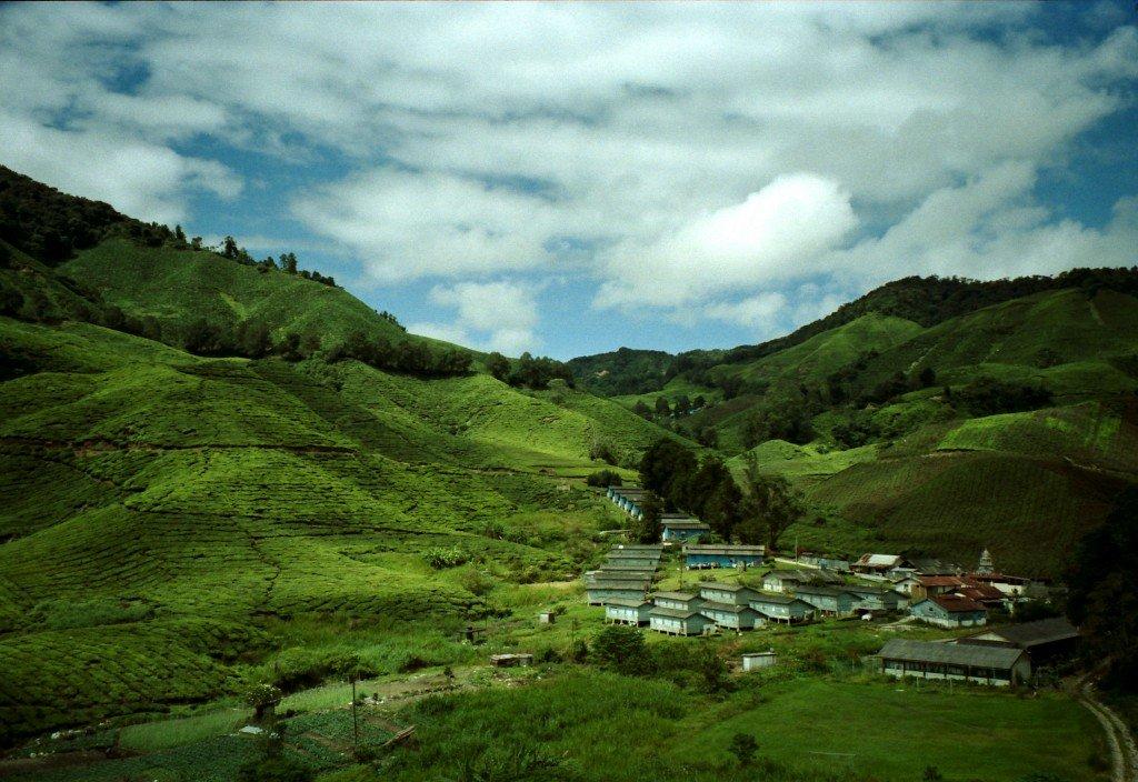 Tea planters village, Cameron Highlands, Malaysia