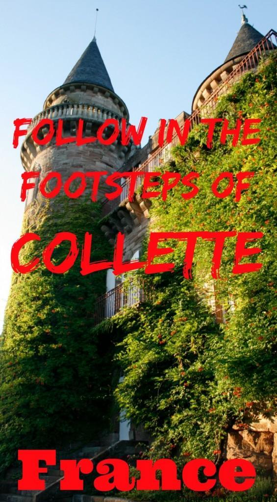 Follow the footsteps of Colette in France - Les Jardins de Colette