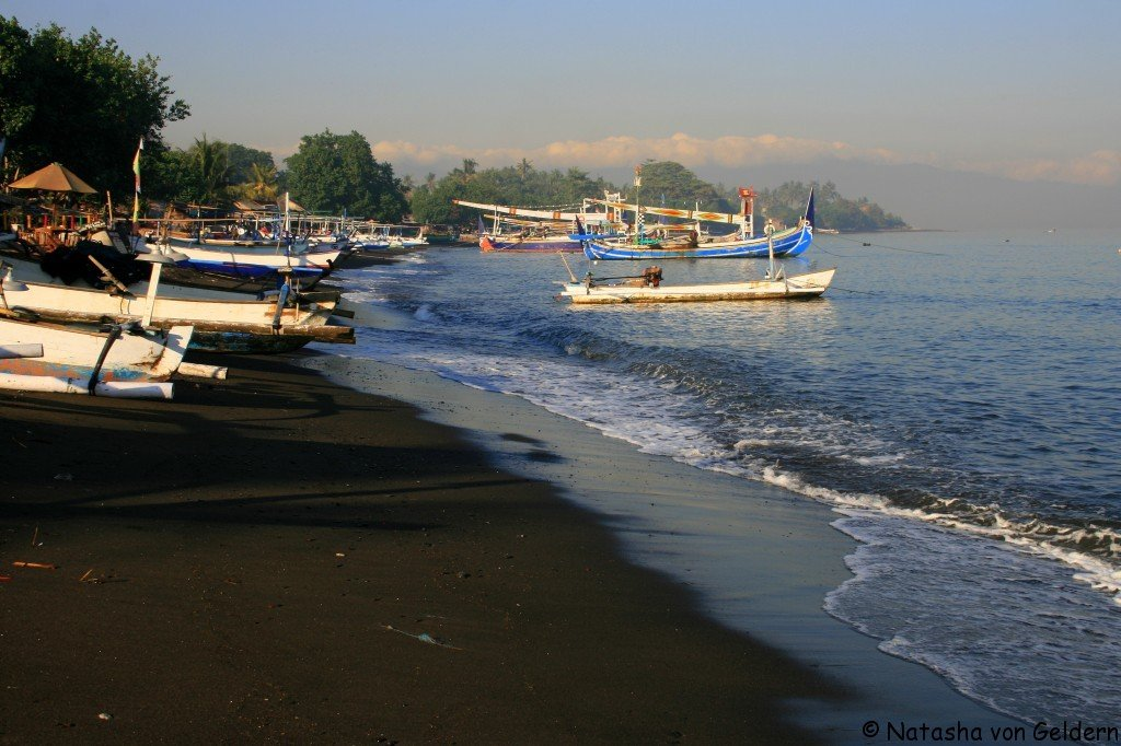 Bali beach north
