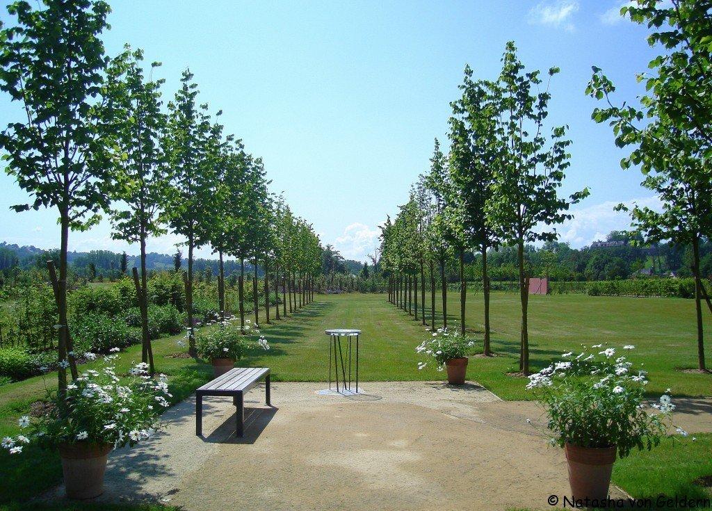 Palais Royal garden, Les Jardins de Colette
