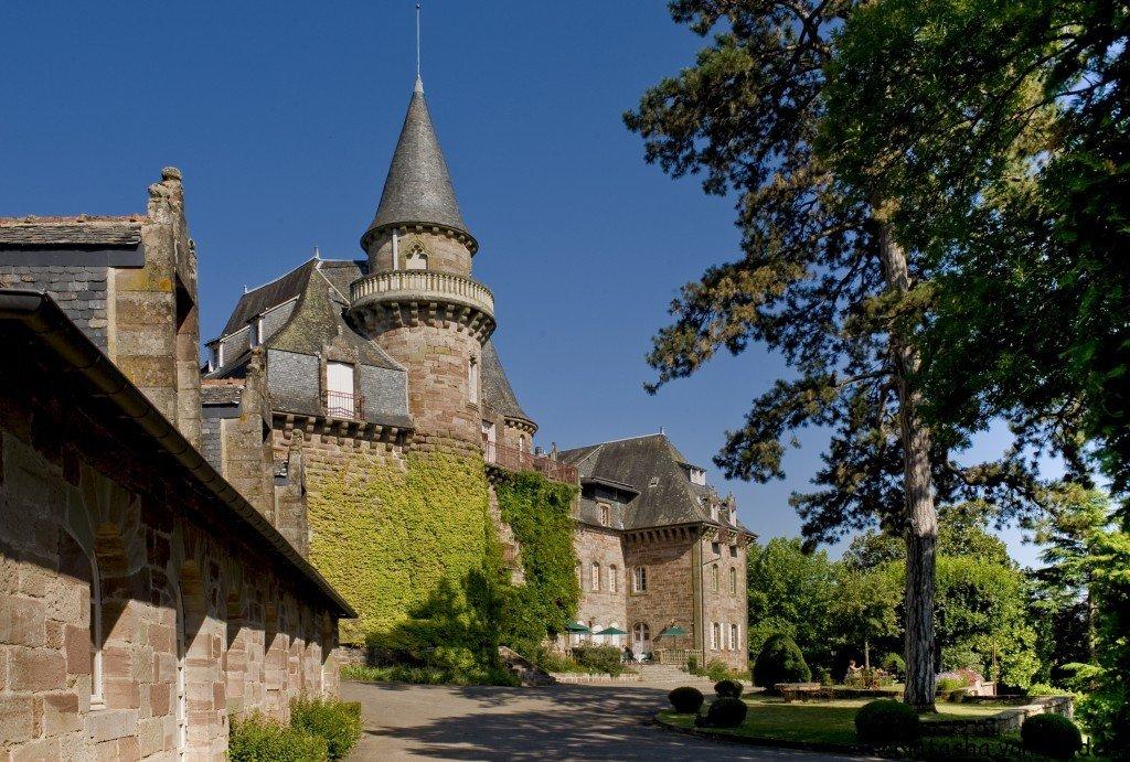 Hôtel Castel Novel - Le château où vécu Colette