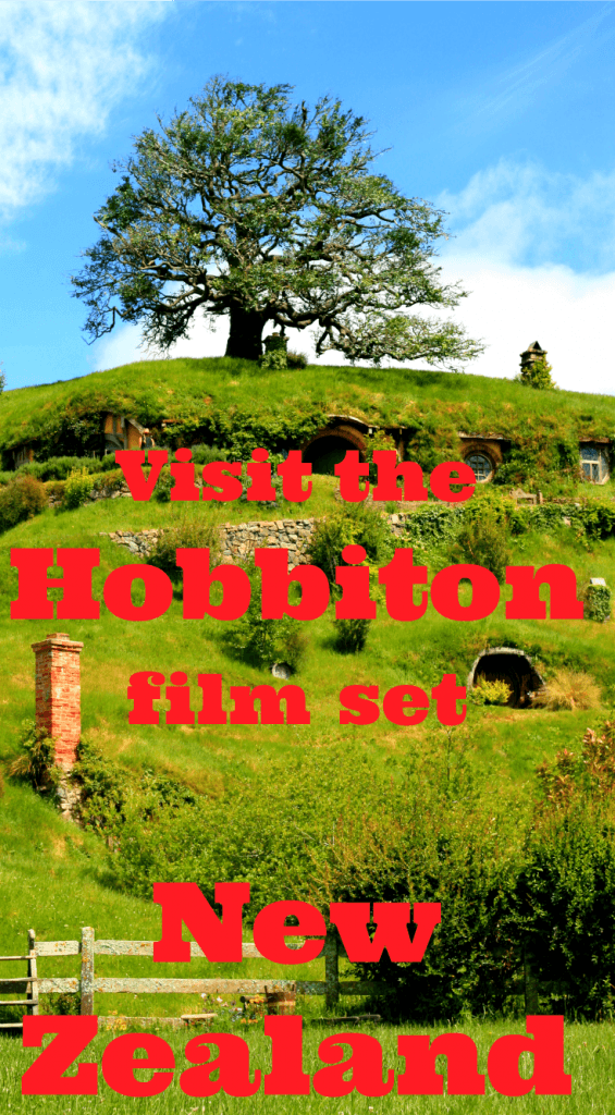 Visit the Hobbiton Film Set in New Zealand