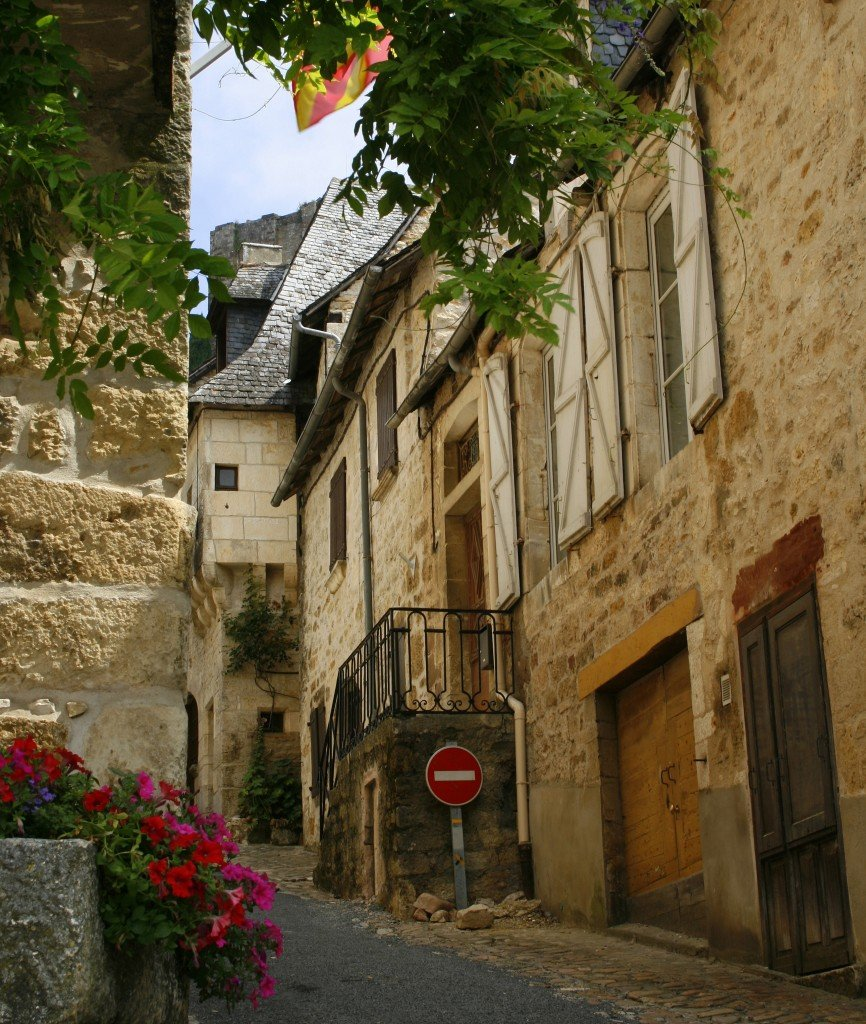 Beautiful Villages of France - Turenne, Correze-005