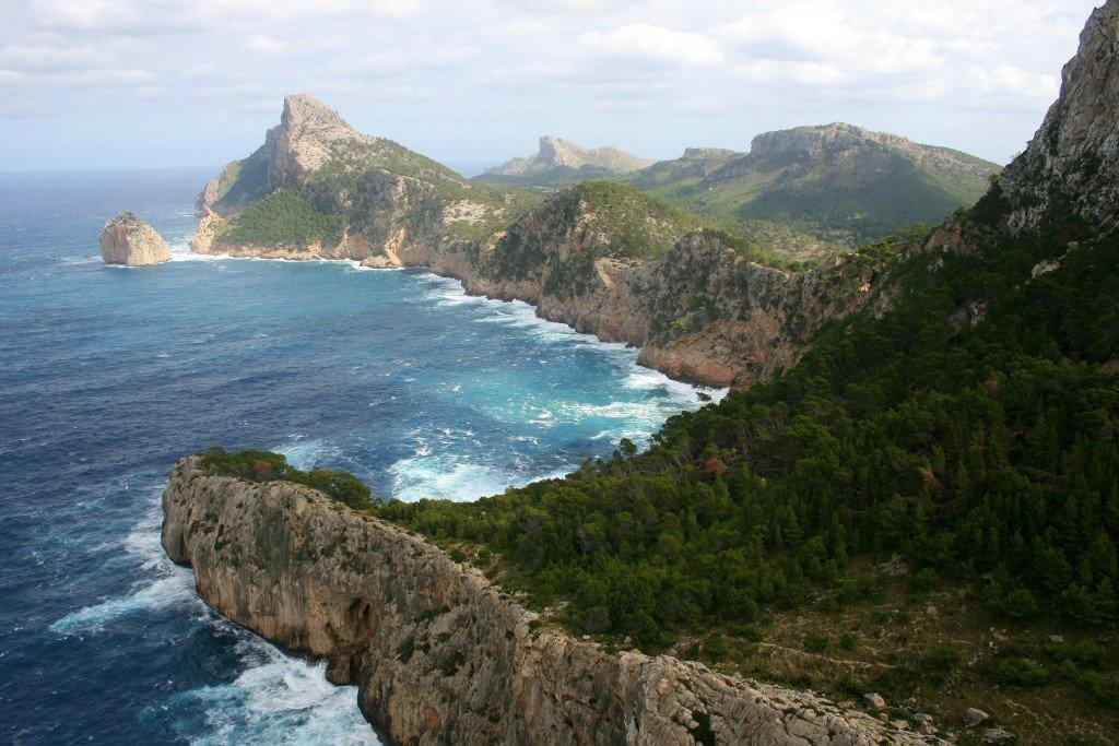 Cap de Formentar, Mallorca