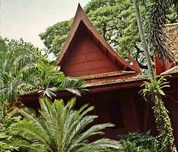Jim Thompson Thai House in Bangkok